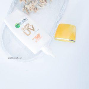 review garnier sunscreen
