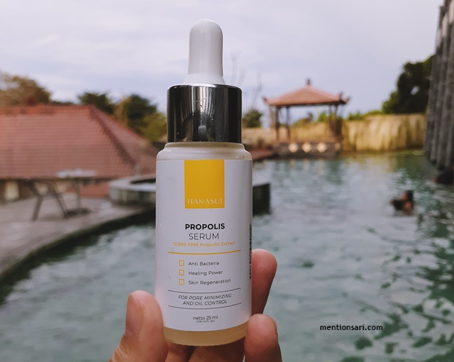 review serum hanasui