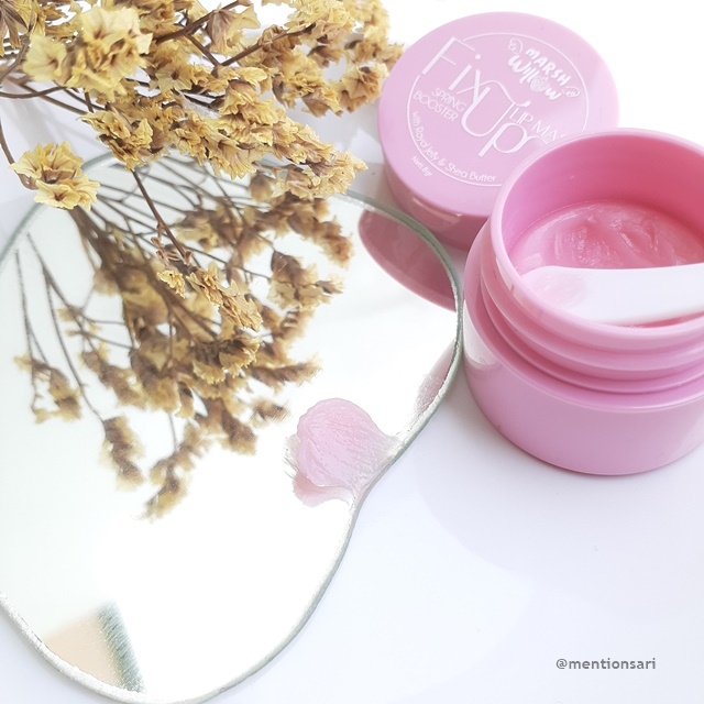 review lip mask
